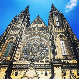 This cathedral took 600 years to build