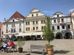 Quaint square