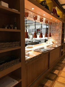 The kitchen where the magic happens