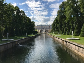 The Grand gardens