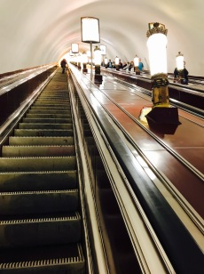 Long escalators too